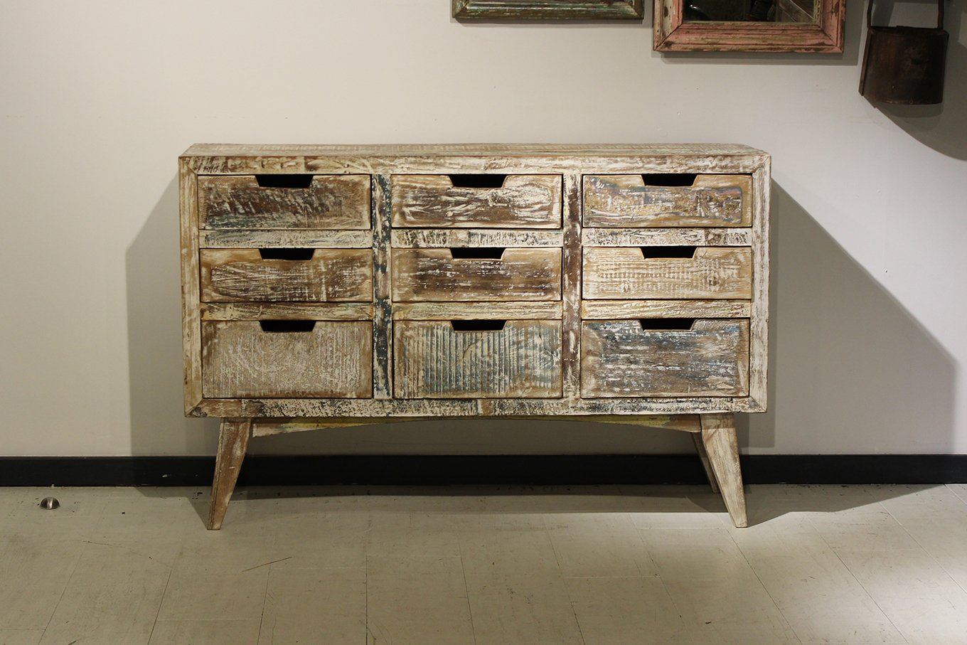 CS00196 HAVANA 9 Drawer Sideboard