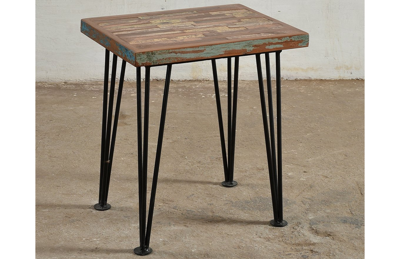 CT00109 HANOI Industrial Side Table