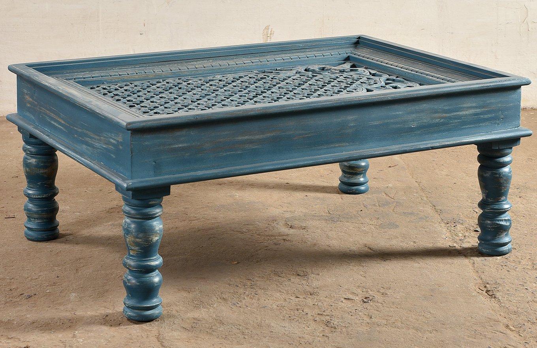 CT00114 HAMESHA Jali Coffee Table