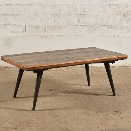 CT00128 HELSINKI Reclaimed Coffee Table