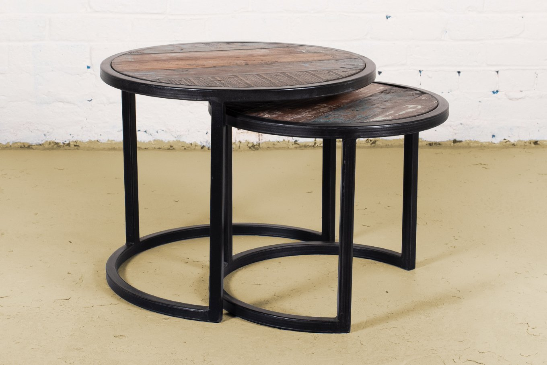 CT00150 MANHATTAN Nest Tables B