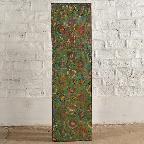 Original hand-painted wooden panel