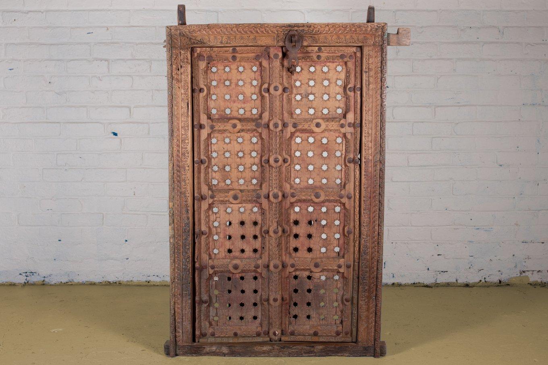 DR00051 HAMESHA Original Jali Door