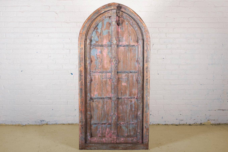DR00059 HAMESHA Old Arch Door