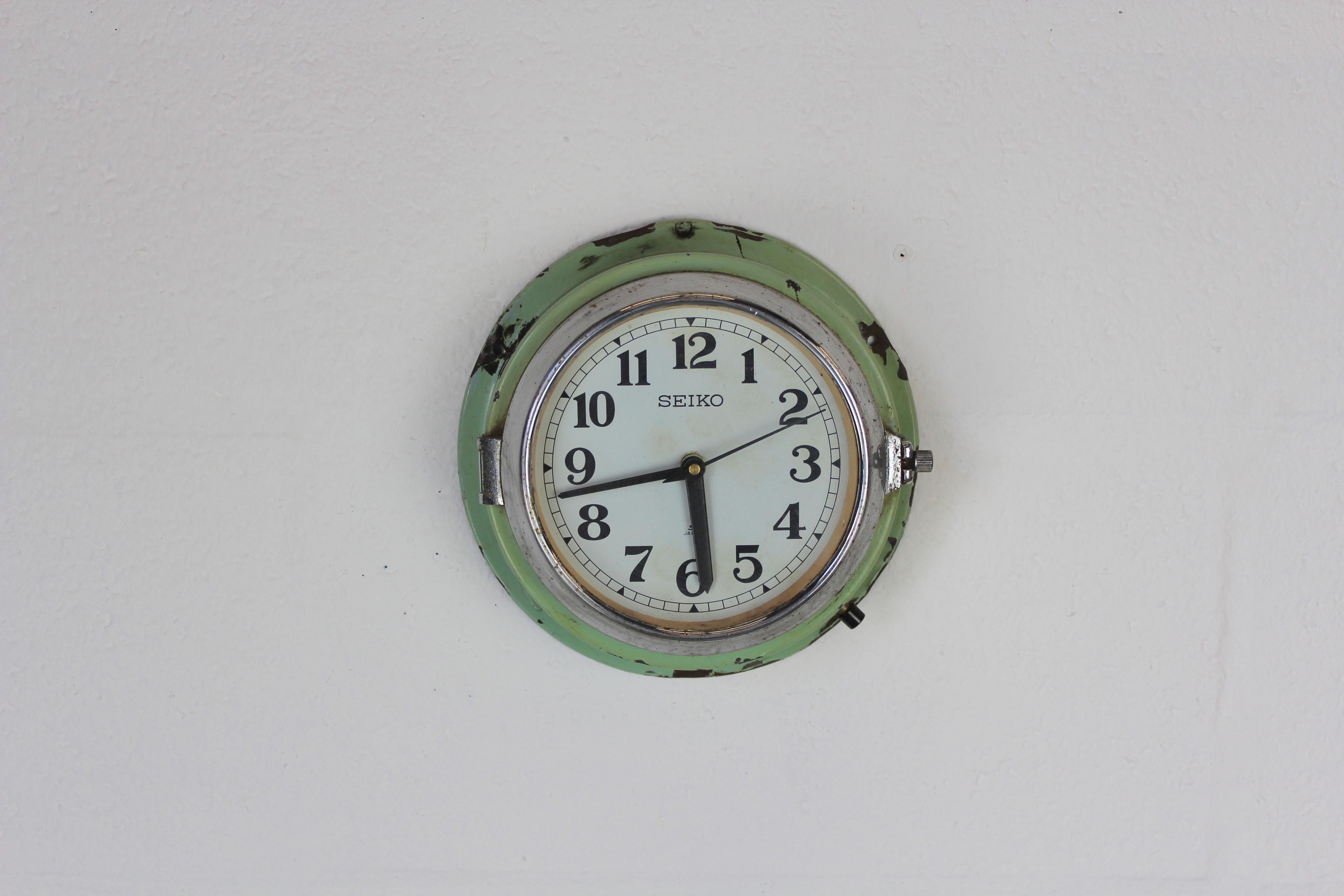 HC00593A Vintage Wall Clock