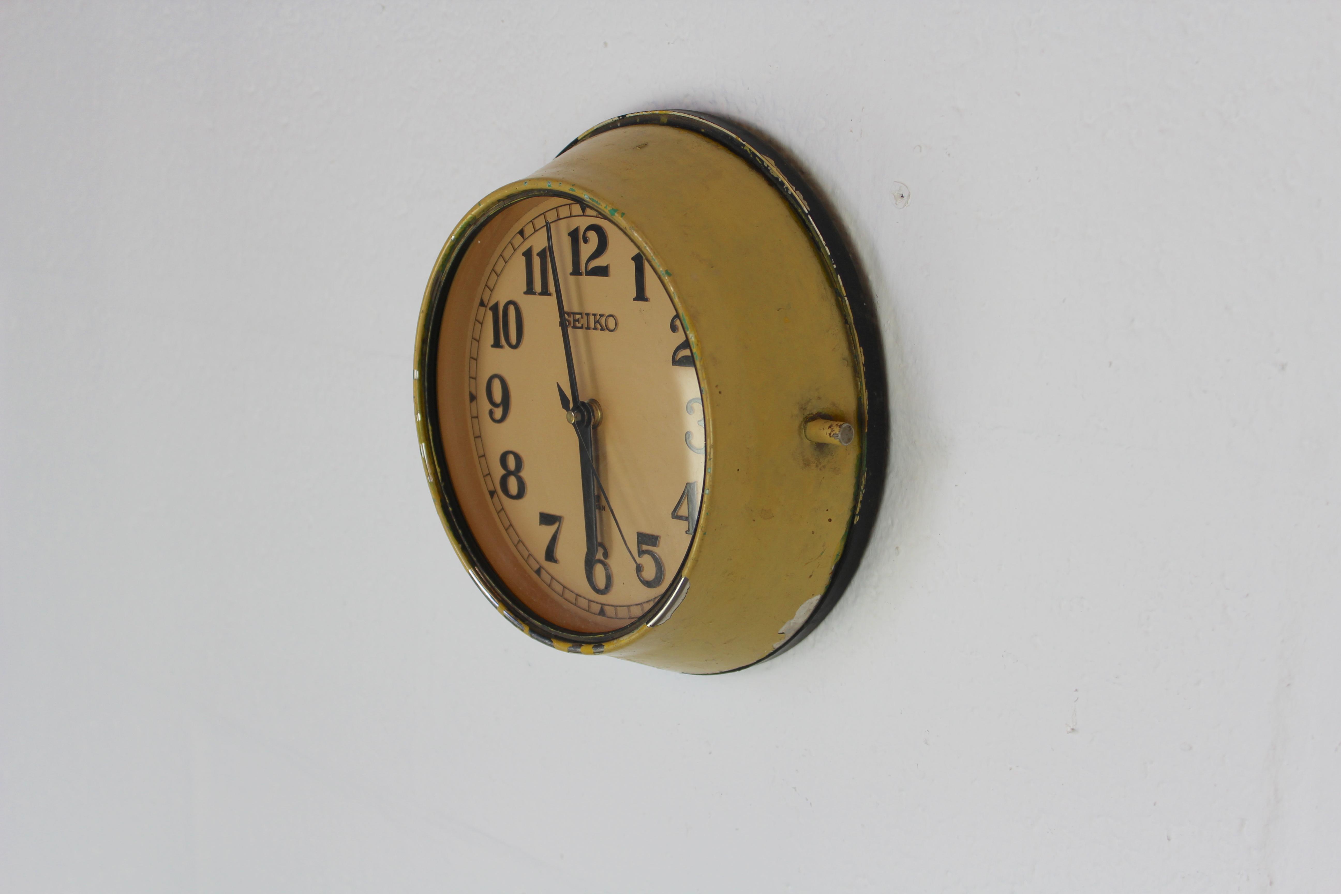 HC00593B Vintage Wall Clock
