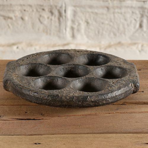 Original stone mortar plate