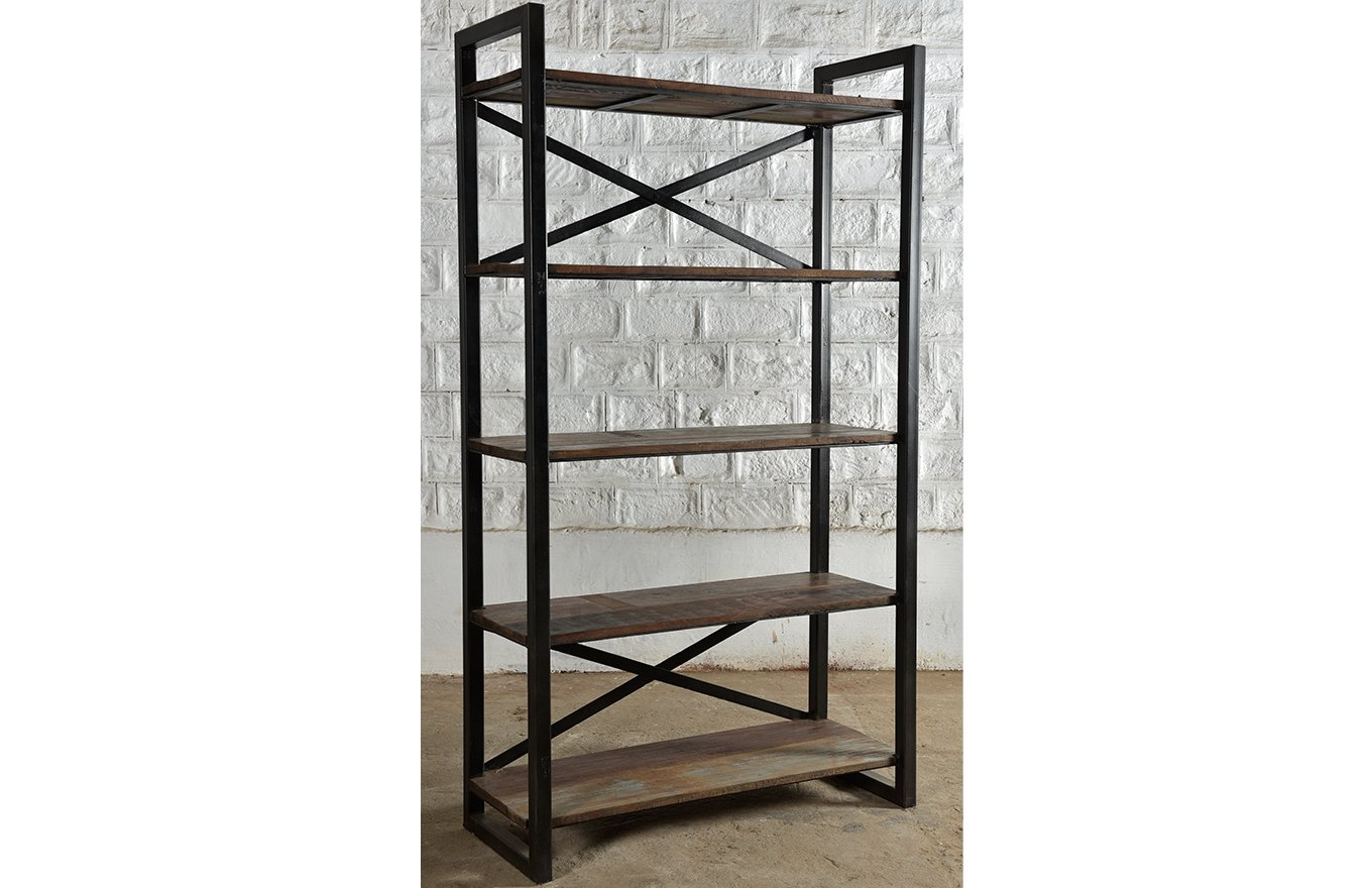 Industrial 5-Tier Shelf bk00043