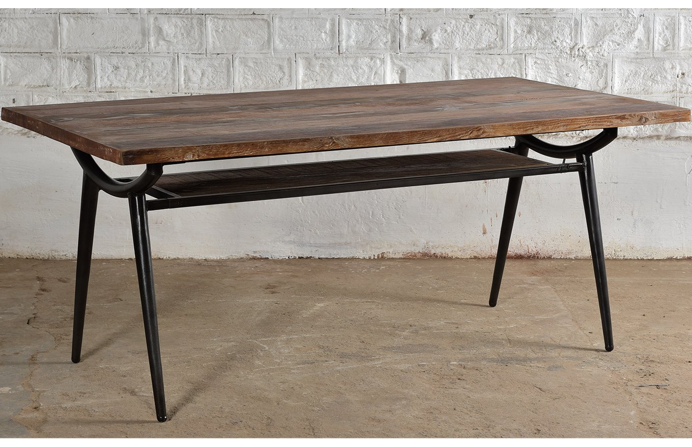 TS00139 MANHATTAN Industrial Dining Table