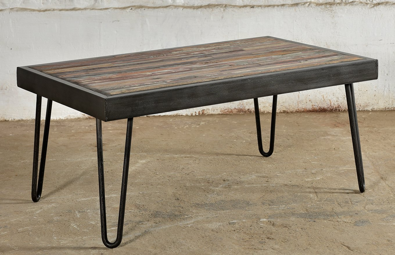Industrial Mosaic Coffee Table ct00106