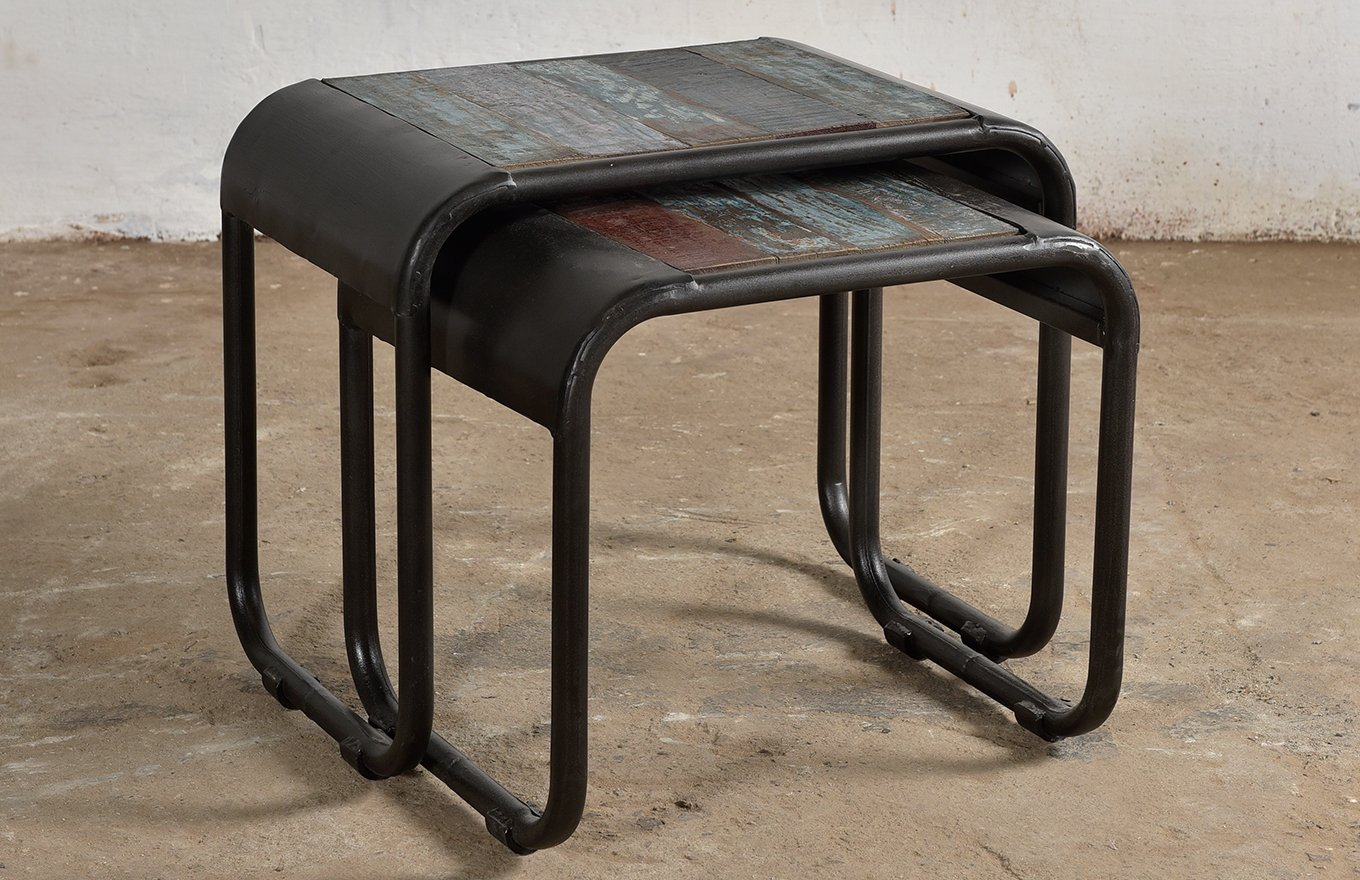 Industrial Nest of Tables ct00107
