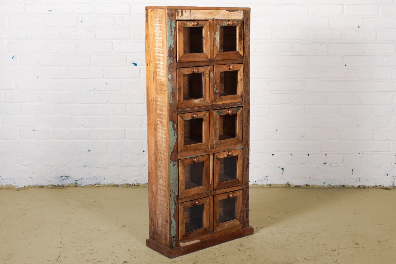 LC00062a STOCKHOLM 10-Drawer Display Cabinet