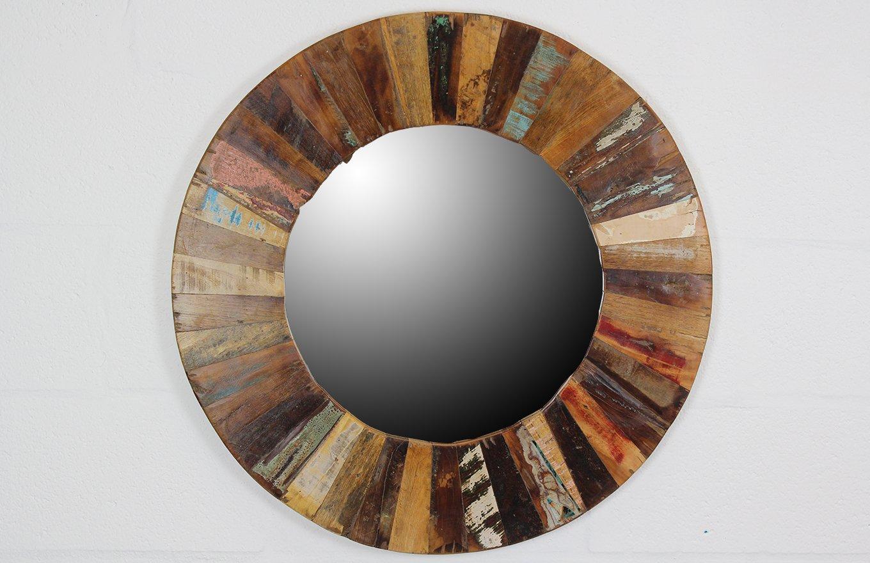 MR00137 SIBIU Round Mirror Medium