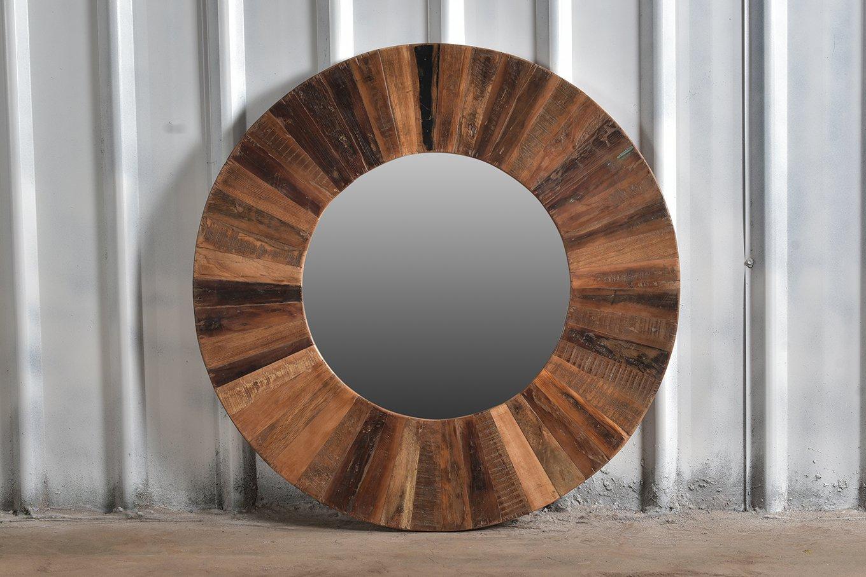 MR00138 SIBIU Round Mirror Large