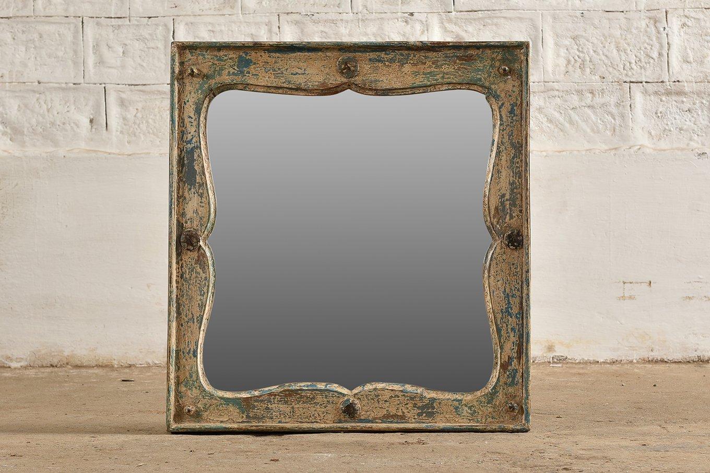MR00143 HAVANA Square Vintage Mirror
