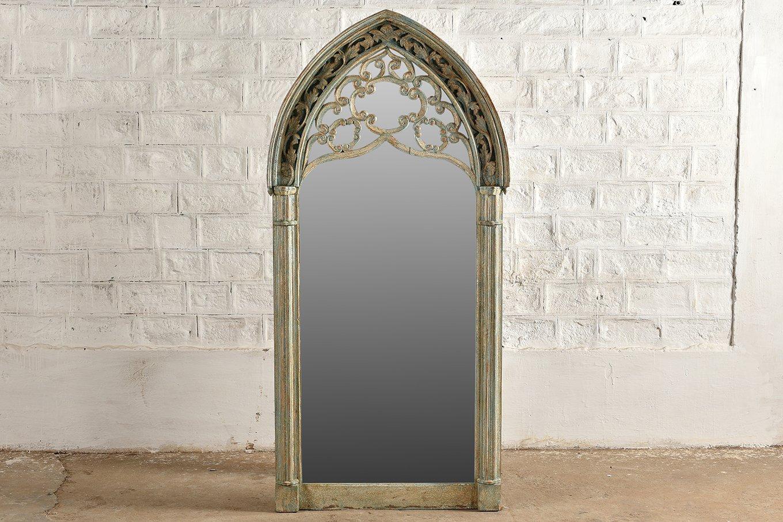 MR00147 HAMESHA Original Arched Mirror