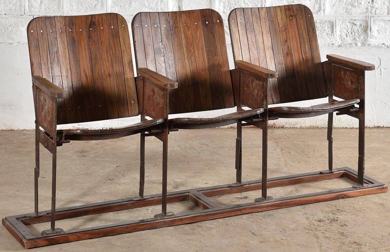 Old School Cinema Seats ts00137