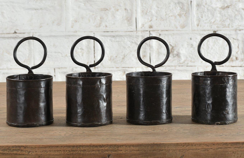 PT00005 Vintage Iron Pot