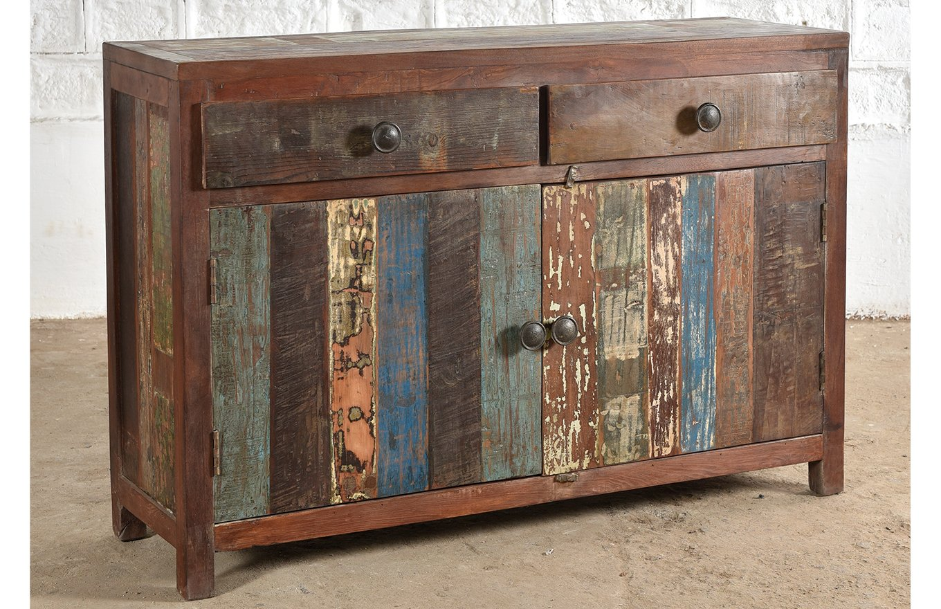 Reclaimed Wooden Sideboard cs00188