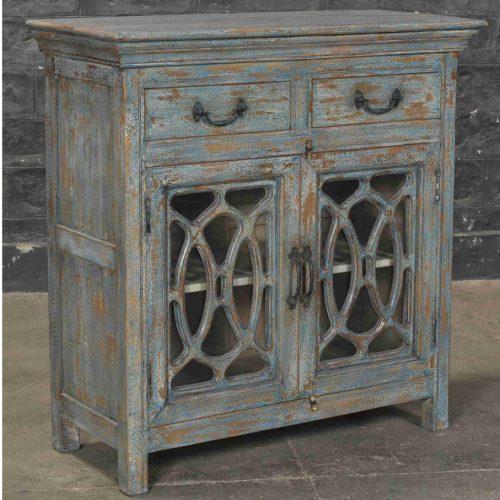 HAMESHA Blue Cabinet