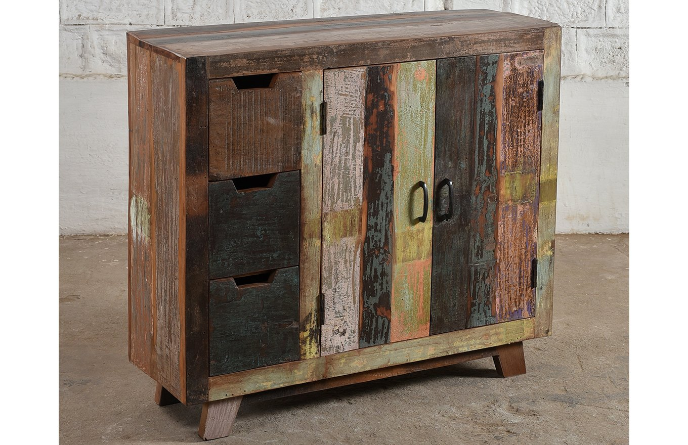 SC00283 MANHATTAN Reclaimed Sideboard