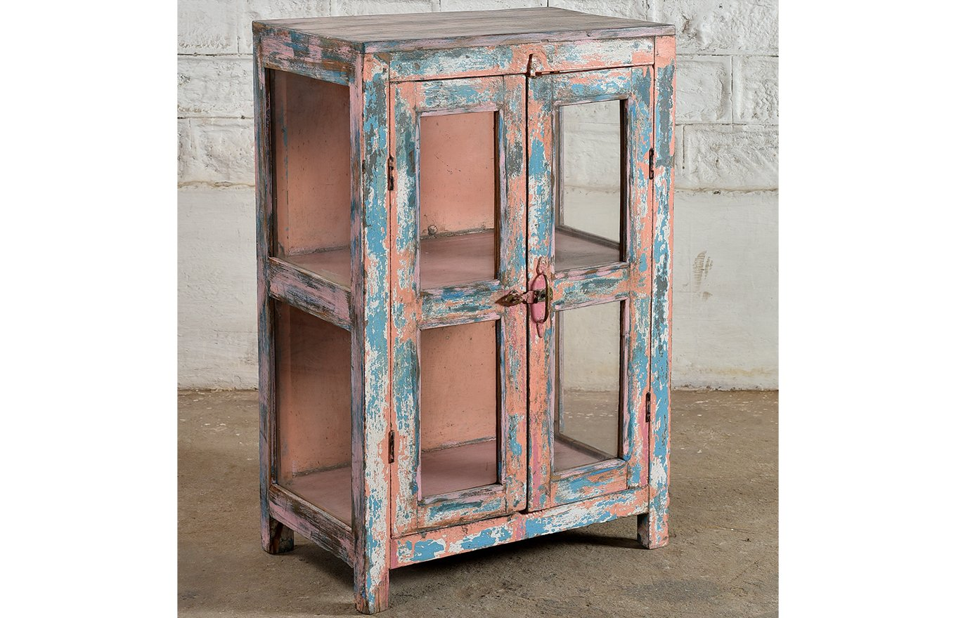 SC00287 HAVANA Bold Display Cabinet