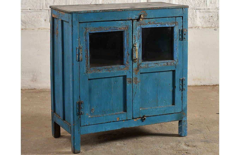 SC00288 HAVANA Blue Cabinet