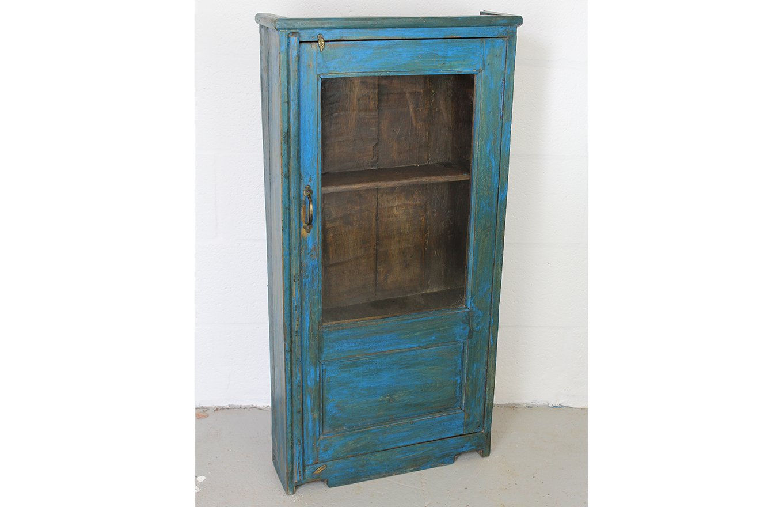 SC00293 HAVANA Blue Cabinet