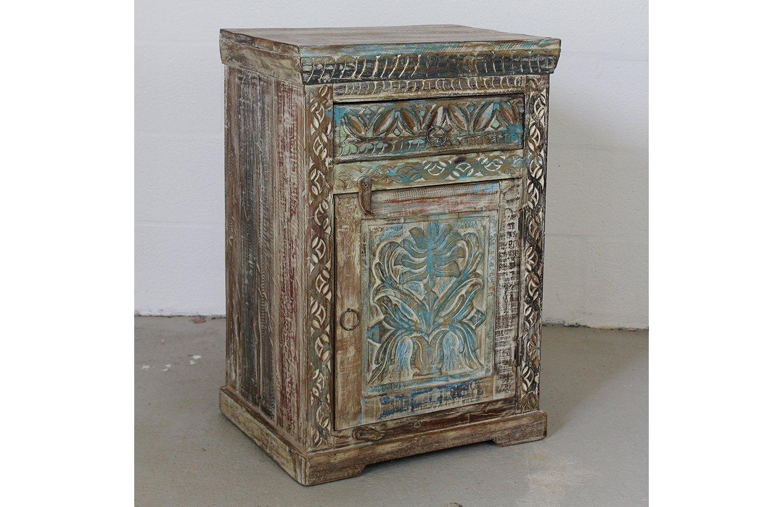SC00297 HAMESHA Bedside Cabinet