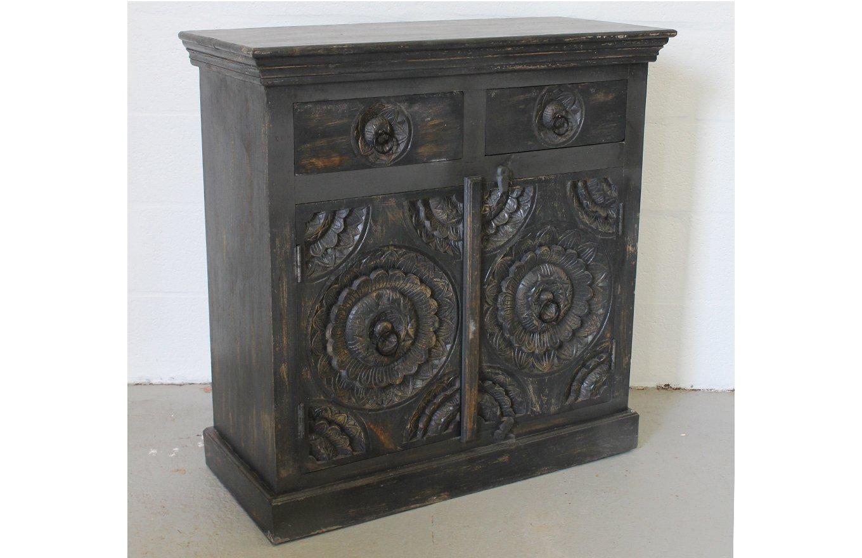SC00300 VIENNE Burnt Cabinet