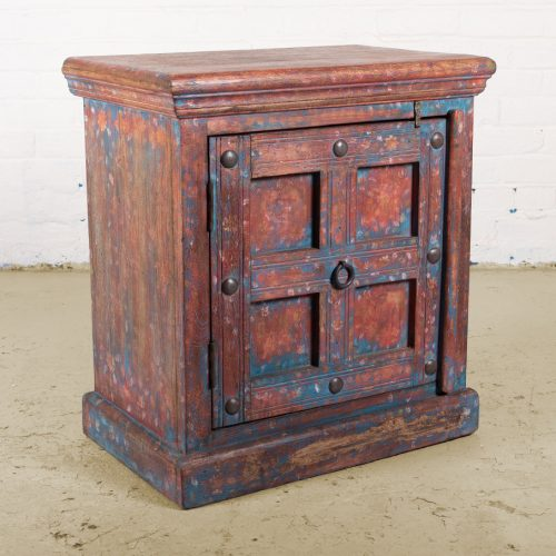 HAVANA Red & Blue Cabinet