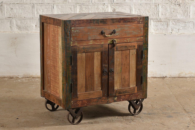SC00316 HANOI Cabinet on Wheels