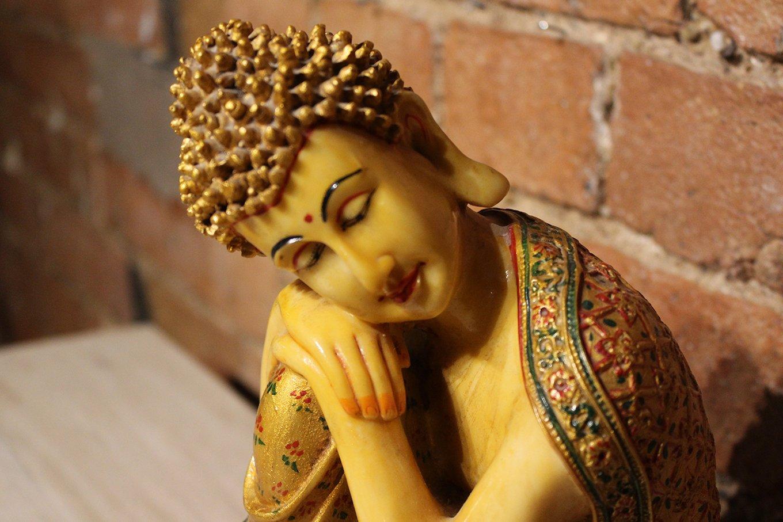 ST00017 Closeup Resting Buddha