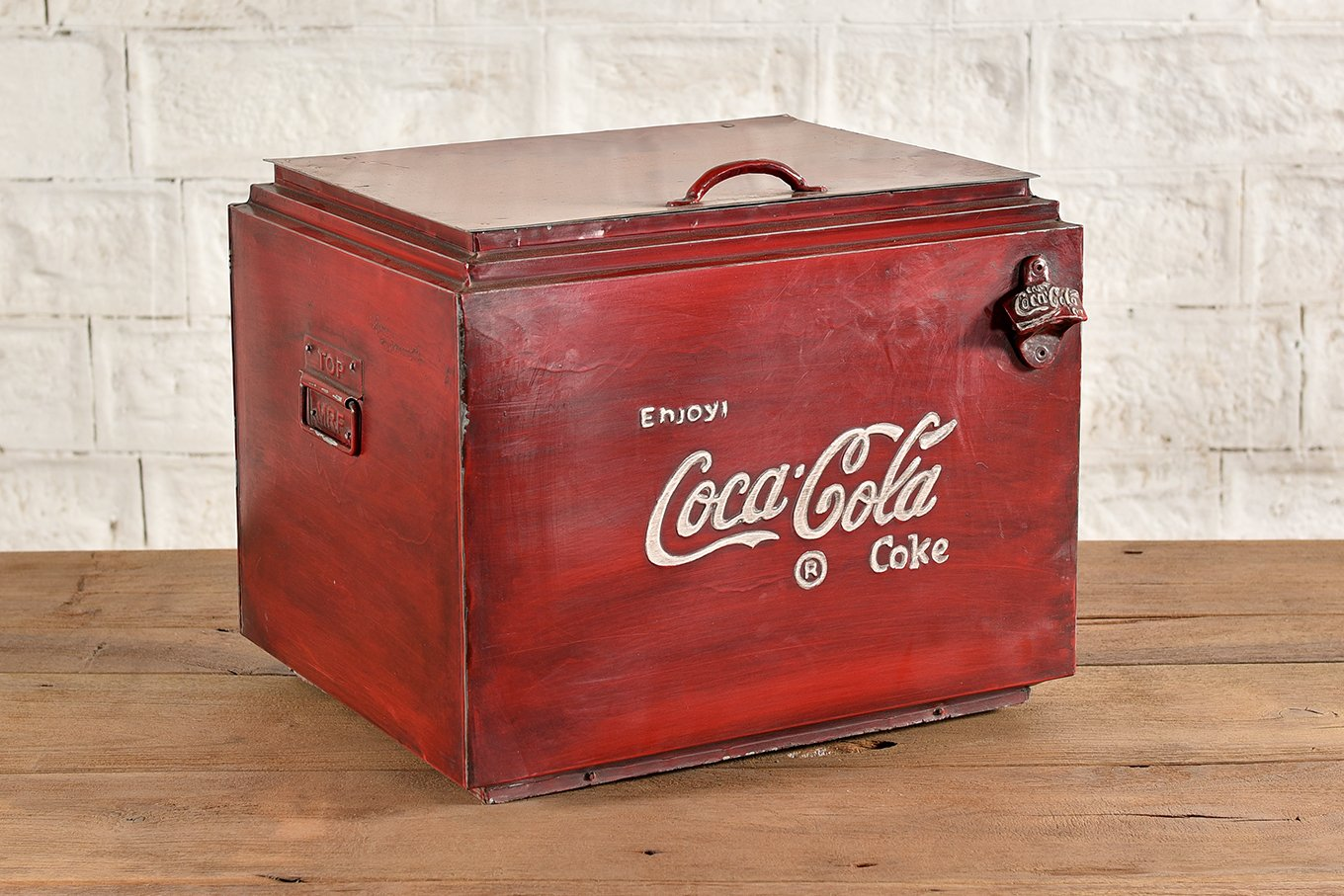 VINTAGE Cooler Box ~ Ember Home - Unlocking the Magic in
