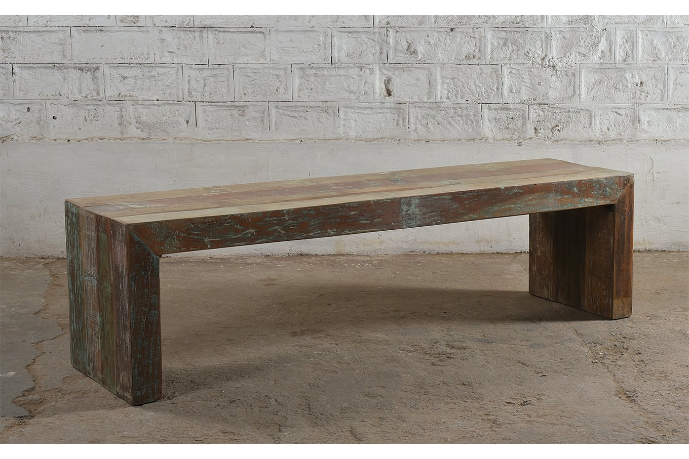 TS00143 HAVANA Reclaimed Bench