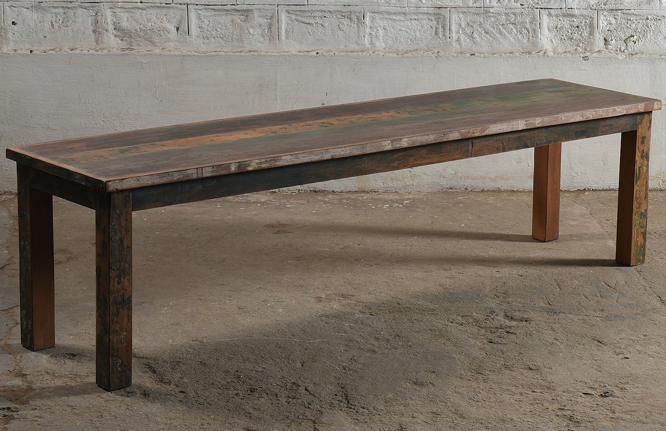 TS00150 STOCKHOLM Traditional Wooden Bench