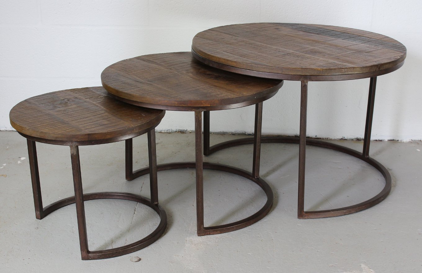 TS00151 MANHATTAN Nest of Tables