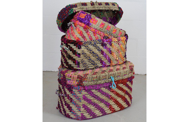 TX00091 Woven Basket Set